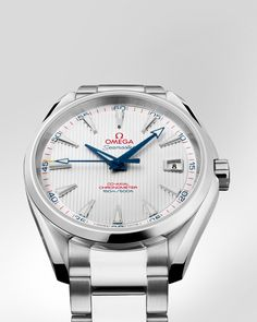 OMEGA Watches: Seamaster Aqua Terra Chronometer - Steel on steel - 231.10.42.21.02.002