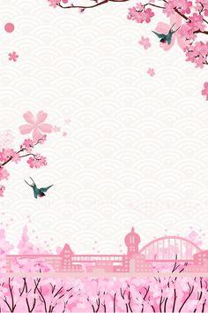 Flower Backgrounds, Wallpaper Backgrounds, Pink Walpaper, Best Flower Wallpaper, Wall Logo, Pink Nature, Flower Alphabet, Pastel Background, Vector Flowers