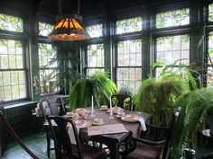 Breakfast room, Glensheen Mansion | Flickr - Photo Sharing! Just visited last week,Mathis room was my favorite!