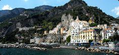 DAVID ROCCO - Amalfi restaurant recommendations.