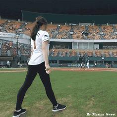Béisbol, Animated Gif, Bye ❤ Marina Sweet ❤