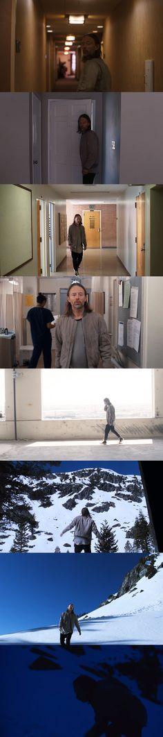 Radiohead - Daydreaming. DoP: Paul Thomas Anderson