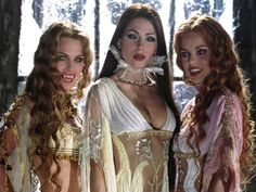 Brides from Van Helsing