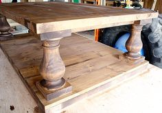 DIY Coffee Table   Restoration Hardware Knockoff | Pinterest | Restoration  Hardware, Restoration And Hardware