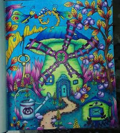 Adult Coloring, Coloring Books, Coloring Pages, Markova, Heart For Kids, Psychedelic Art, Zentangle, Enchanted, Fairy