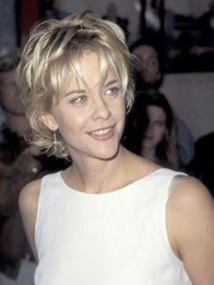 The 50 Best Hairstyles of All Time | Photo Gallery - Yahoo! Shine...Meg Ryan's Shag The wash-and-wear haircut that helped make hairstylist Sally Hershberger a household name.