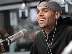 Chris Brown. Such a fan of his music.