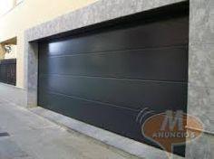 Resultado de imagen para puertas de garaje