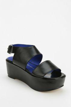 Jeffrey Campbell Slingback Flatform Sandal