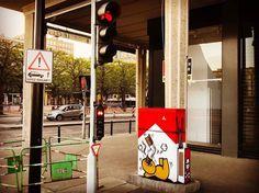 Street Art by Jace : Nouveau Packaging