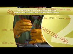 HEATING CONTRACTOR VIRALASSOCIATES VIDEO