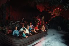 disney epcot rides | The Walt Disney World Picture of the Day: Maelstrom attraction at ...