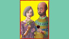 Grayson Perry : 'Julie and Rob' tapestry