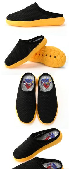 Summer fashion male slippers hole shoes tide of bird nest slippers sandals male shoes-inSlippers from Shoes on Aliexpress.com | Alibaba Group