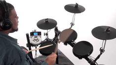 Alesis DM7X Kit | Advanced Electronic Drum Kit.