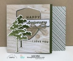 Alternate project for May 2018 Paper Pumpkin kit Manly Moments. #paperpumpkin #paperpumpkinmay2018 #manlymoments #masculinecards Stampin Up Paper Pumpkin, Pumpkin Cards, Birthday Cards For Men, Male Birthday, Card Making Supplies, Paper Cards, Men's Cards, Card Tutorials, Card Sketches