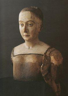 indypendentroyalty:  Funeral effigy of Elizabeth of York, wife of Henry VII (via Flickriver)