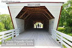 Kid-friendly Weekend in Madison County