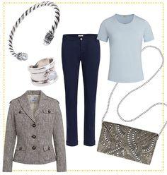 #Silver & #Blue #Essential by brigitte von Boch #bevonboch