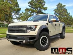 The Ford Raptor SVT Will Make You a Real Road Warrior - Mocha Man Style