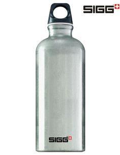 SIGG Trink-Flasche Sport & Reise TRAVELLER ALU 1,0L NEU in Sport, Radsport, Fahrradzubehör   eBay