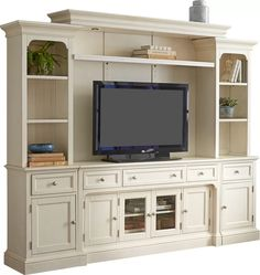 """Magnussen Lillie Entertainment Center for TVs up to 70"""" 