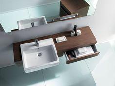 Duravit consoles: Slanke oplossingen voor kleine badkamers
