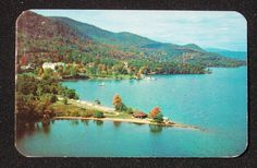 Lake George, Silver Bay NY - one of the most beautiful places on Earth.