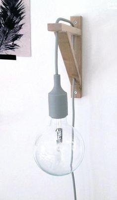 Beautiful, simple lamp