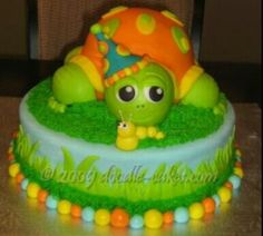 My Favorite ; Turtle Cake
