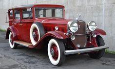 Cadillac V16 Landaulette De Luxe 1930