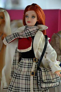 Burberry - Barbie Doll