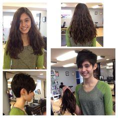 Dramatic Change! Awesome Cut by Paola