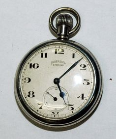 Pocket watches are hot for Spring! Look at local auctions for a vintage pocket watch and fobs.  Retro is cool!