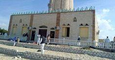 """Mandatario egipcio promete venganza """"brutal"""" por las víctimas del """"peor atentado en la historia reciente de Egipto"""""""