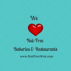 Allergy friendly bakeries and dining establishments give families living with food allergies peace of mind that is just priceless. Regardless of whether you need an allergy safe treat to send for a school party, List Of Food Allergies, Kids Allergies, Tree Nut Allergy, Peanut Allergy, Peanut Free Foods, Allergy Free Recipes, Wok Recipes, Childrens Meals, Travel