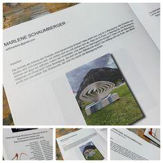 Skulpturen- Biennale – Marlene Schaumberger Polaroid Film, Sculptures, Artworks, Exhibitions