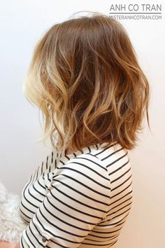 if i had short straight hair i would definitely style it like this