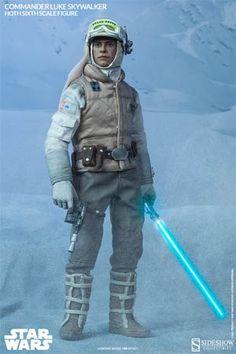 #StarWars Commander #LukeSkywalker Hoth 12-Inch Action Figure - Midtown Comics