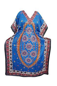 Womens Evening Caftan Dress Floral Print Maxi Kaftan Boho... https://www.amazon.com/dp/B073Y8HWWG/ref=cm_sw_r_pi_dp_x_tVqBzb2ZZAFPP
