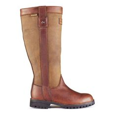 Womens Leather Shooting Boots | Balmoral Westerley | Hunter Boot