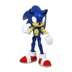 Sonic the Hedgehog Exclusive 3.5 Inch Action Figure Sonic the Hedgehog (Toy) http://www.amazon.com/dp/B0045ZV12W/?tag=jaspi0a-20 B0045ZV12W
