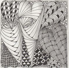 tangled hearts by banar, via Flickr