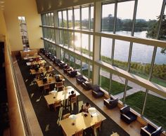 Eckerd College Library...breathtaking! Eckerd College, College Library, Education, Colleges, Architecture, Places, Baby, Home Decor, Beautiful