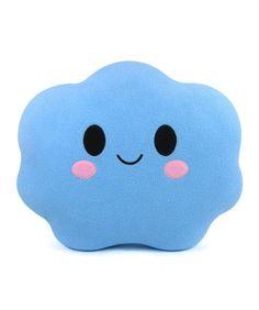 Mr. Cloud Plush Clumsy Plush
