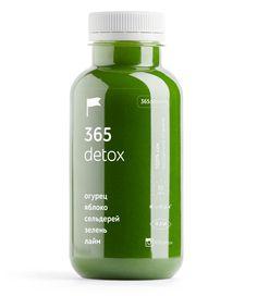365 detox — соки и детокс-снэки