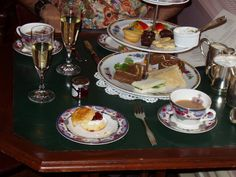 Afternoon Tea at the Empress Hotel in Victoria, Canada  photo by tea mistress