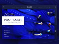 Piaget Collection Concept by Nathan Riley