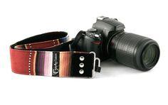 sweet navajo camera strap.