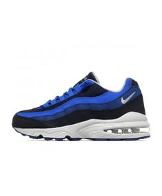 online store a2181 4d0a7 Nike Air Max 95 Blue Black White Trainers Air Max 95 Blue, Cheap Air Max